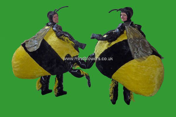 Bumble Bee Roving Act