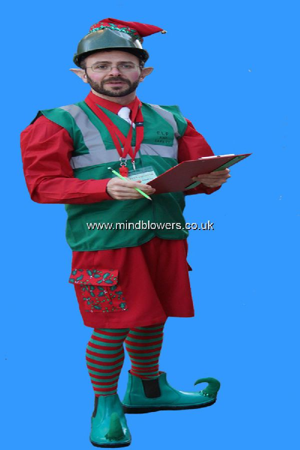 Elf and Safety Roving Act